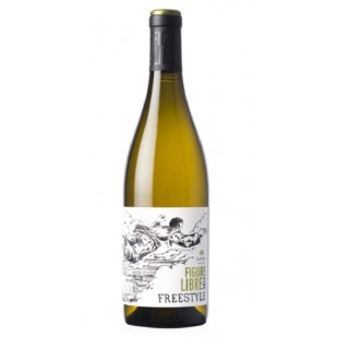 Domaine Gayda Figure Libre blanc - 2014