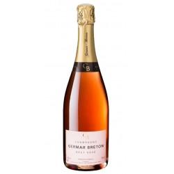 Champagne Germar Breton brut rosé